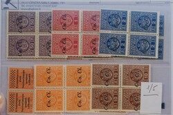 3485: Italian Occupation Laibach - Postage due stamps