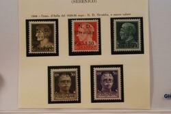 3482: Italian Occupation II WW Croatia Sebenik-Spalato