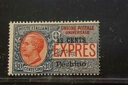3530: Italian Post Crete
