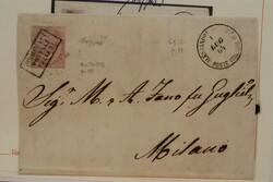1560025: Egypt Italian Post Offices