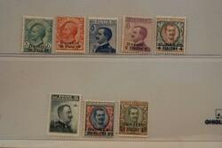 3520010: Italian Post Albania, Durazzo