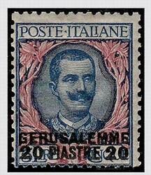 3535020: Italian Levant Jerusalem