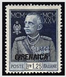 3545: Italian Cyrenaica