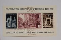1810: Belgium - Souvenir / miniature sheetlets