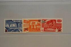 1810: Belgium - Parcel stamps