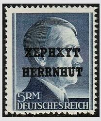 985: German Local Issue Herrnhut