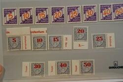 4175: Liechtenstein - Postage due stamps