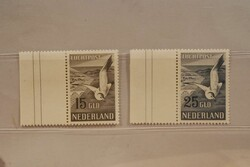 4610: Netherlands - Airmail stamps