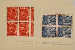 4610: Netherlands - Souvenir / miniature sheetlets
