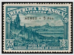 5790: Spain - Airmail stamps