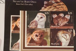 4675: Niuafoou Islands - Airmail stamps