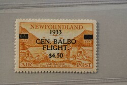 4545: Newfoundland - Airmail stamps