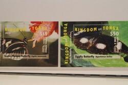 6255: Tonga - Souvenir / miniature sheetlets