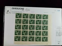 3512035: Italian Local Issues C.L.N. Imperia - Bulk lot