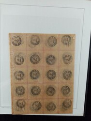 3405: Tuscany - Postage due stamps