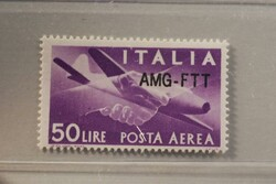 6285: Trieste Zone A - Airmail stamps