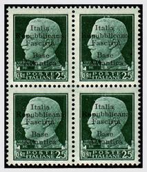 3512: Italian Local Issues C.L.N.
