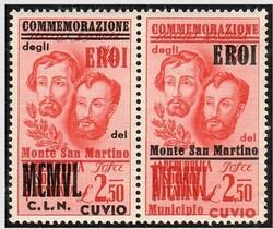 3512025: Italian Local Issues C.L.N. Cuvio