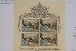 6630: Vaticane - Souvenir / miniature sheetlets