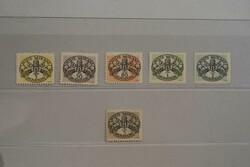 6630: Vaticane - Postage due stamps