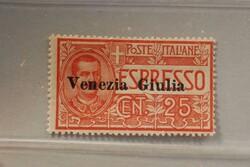 3505: Military Government Venezia-Giulia - Express delivery stamps
