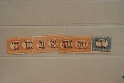 3505: Military Government Venezia-Giulia - Postage due stamps