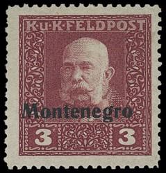 4810: Field Post Montenegro