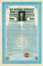 150.140: Stocks and Bonds - Greece