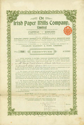 150.180: Stocks and Bonds - Ireland