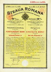 150.400: Stocks and Bonds - Romania