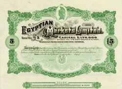 150.550.10: Stocks and Bonds – Africa - Egypt