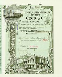 150.200: Stocks and Bonds - Italy
