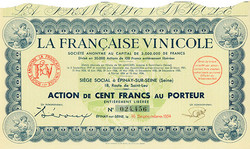 150.110: Stocks and Bonds - France