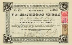 150.420: Wertpapiere - Schweden