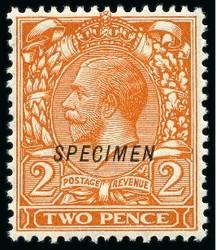 2865170: Grossbritannien König Georg V