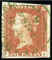 2865120: Grossbritannien 1841 1d und 2d