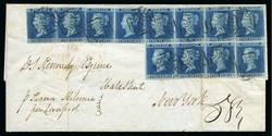 2865120: イギリス・1841年1d、2d