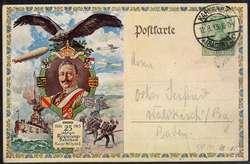 10: Altdeutschland Baden - Privatganzsachen