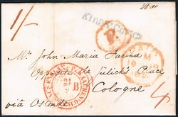 2865: Grossbritannien - Stempel