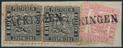 7999: Altdeutschland Baden - Sammlungen