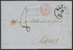 2355: Dänemark - Stempel