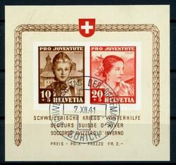 5656: Schweiz Pro Juventute - Blöcke