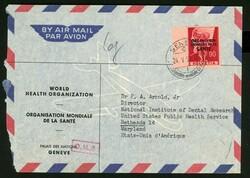 5700: Schweiz Weltgesundheitsorganisation OMS