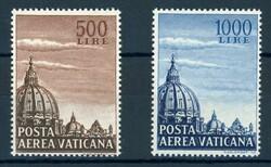 6630: Vatikanstaat - Flugpostmarken