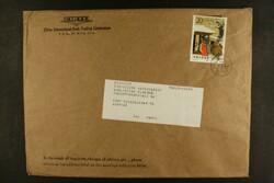 2980: Hongkong - Briefe Posten