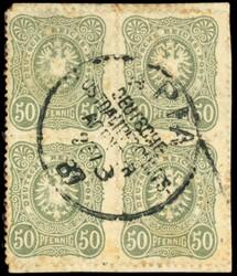 5580: Samoa - Stempel