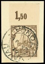 6255: Tonga - Stempel
