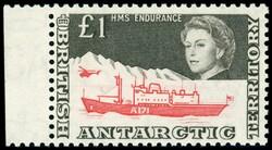 1960: Territorio Antartico britannico