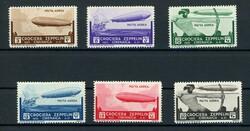 3545: Italienisch Cyrenaica - Flugpostmarken