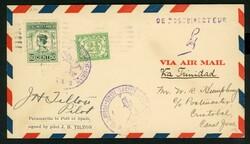 6130: Surinam - Autographen